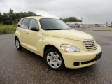 2007 Pastel Yellow Chrysler PT Cruiser Touring #57271320