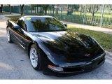 1998 Chevrolet Corvette Black