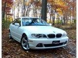 2006 Alpine White BMW 3 Series 325i Coupe #57272124