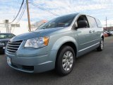 2010 Clearwater Blue Pearl Chrysler Town & Country LX #57271696