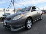 Phantom Gray Toyota Matrix in 2004
