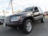 2004 Jeep Grand Cherokee Deep Lava Red Metallic