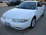 2000 Arctic White Oldsmobile Alero GLS Sedan #57271681