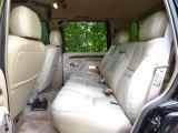 2000 Cadillac Escalade Interiors