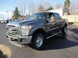 2012 Sterling Grey Metallic Ford F250 Super Duty XLT Crew Cab 4x4 #57271256