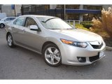 2010 Palladium Metallic Acura TSX Sedan #57271646