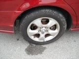 Jaguar S-Type 2000 Wheels and Tires