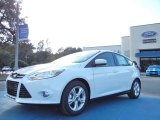 2012 Oxford White Ford Focus SE Sport 5-Door #57271632