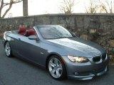 2007 Space Gray Metallic BMW 3 Series 335i Convertible #57271611