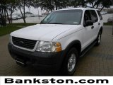 2003 Oxford White Ford Explorer XLS #57271162