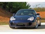 2003 Porsche 911 Lapis Blue Metallic