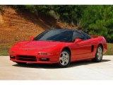 1991 Acura NSX Formula Red