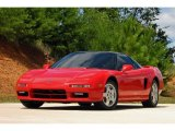 Acura NSX 1991 Data, Info and Specs
