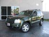 2006 Jeep Green Metallic Jeep Grand Cherokee Laredo #5713951
