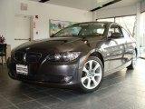 2008 Sparkling Graphite Metallic BMW 3 Series 328xi Coupe #57271539