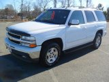 2005 Summit White Chevrolet Tahoe LT 4x4 #57272050