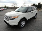 2012 Ford Explorer 4WD Data, Info and Specs