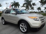 2011 Gold Leaf Metallic Ford Explorer Limited #57355288