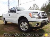 2011 Oxford White Ford F150 XLT SuperCab #57354868