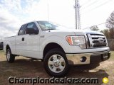 2011 Oxford White Ford F150 XLT SuperCab #57354867