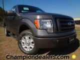 2011 Sterling Grey Metallic Ford F150 STX Regular Cab #57354863