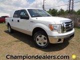 2011 Oxford White Ford F150 XLT SuperCrew #57354854
