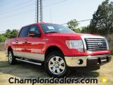 2011 Race Red Ford F150 XLT SuperCrew #57354847