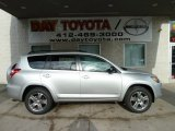 2011 Classic Silver Metallic Toyota RAV4 Sport 4WD #57355267