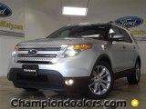 2011 Ingot Silver Metallic Ford Explorer Limited #57354839