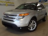 2011 Ingot Silver Metallic Ford Explorer Limited #57354838