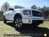 2011 Oxford White Ford F150 FX4 SuperCrew 4x4 #57354828