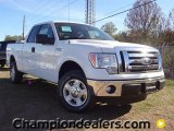 2011 Oxford White Ford F150 XLT SuperCab #57354827