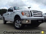 2011 Oxford White Ford F150 XLT SuperCab #57354826