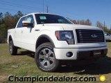 2011 Oxford White Ford F150 FX4 SuperCrew 4x4 #57354821