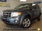 2010 Steel Blue Metallic Ford Escape XLT #57355241