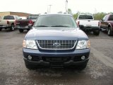 2003 Medium Wedgewood Blue Metallic Ford Explorer XLT 4x4 #57355669