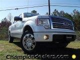 2011 White Platinum Metallic Tri-Coat Ford F150 Platinum SuperCrew 4x4 #57354809