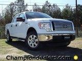 2011 Oxford White Ford F150 XLT SuperCrew #57354803