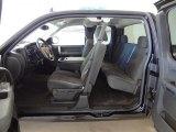 2008 Chevrolet Silverado 1500 Z71 Extended Cab 4x4 Ebony Interior