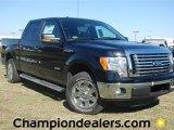 2011 Ebony Black Ford F150 XLT SuperCrew #57354800