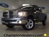 2008 Mineral Gray Metallic Dodge Ram 1500 Lone Star Edition Quad Cab #57355204