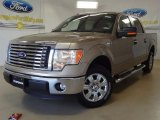 2011 Pale Adobe Metallic Ford F150 XLT SuperCrew #57354789