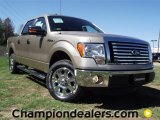 2011 Pale Adobe Metallic Ford F150 XLT SuperCrew #57354788