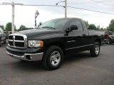 2005 Black Dodge Ram 1500 ST Regular Cab #57355654