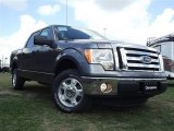 2011 Sterling Grey Metallic Ford F150 XLT SuperCrew #57354785