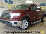 2007 Salsa Red Pearl Toyota Tundra SR5 CrewMax #57355191
