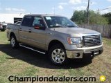 2011 Pale Adobe Metallic Ford F150 XLT SuperCrew #57354774