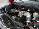 2000 Dodge Ram 3500 SLT Regular Cab 4x4 Commercial 5.9 Liter OHV 24-Valve Cummins Turbo-Diesel Inline 6 Cylinder Engine