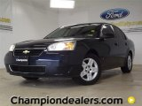 2007 Dark Blue Metallic Chevrolet Malibu LT Sedan #57355179