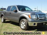 2011 Sterling Grey Metallic Ford F150 XLT SuperCrew #57354761